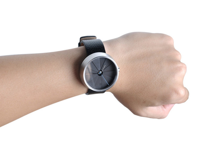 4th Dimension Concrete Wrist Watch