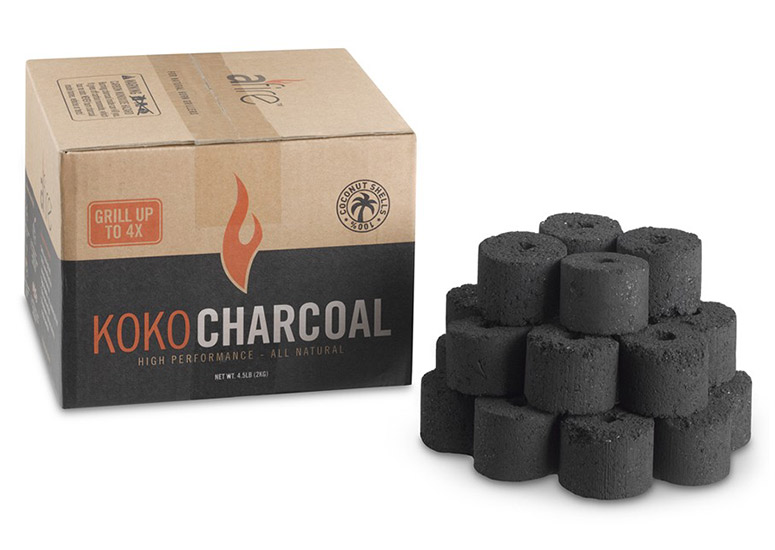 Afire Koko - All-Natural Coconut Charcoal