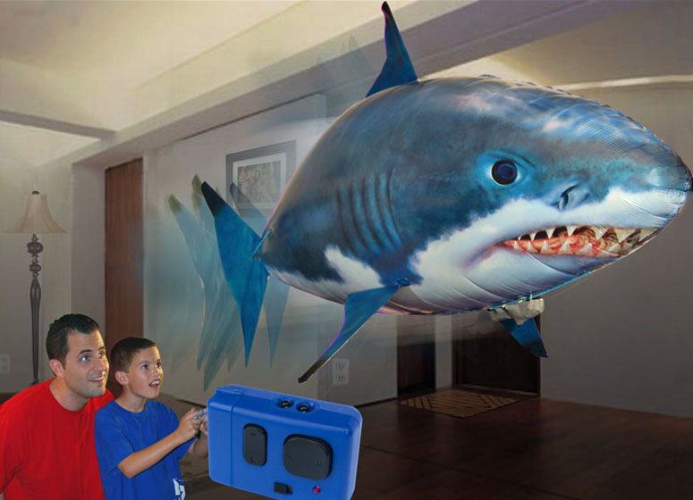 Air Swimmers - Remote Control Flying Shark