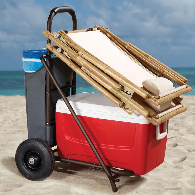 All Terrain Cooler Cart