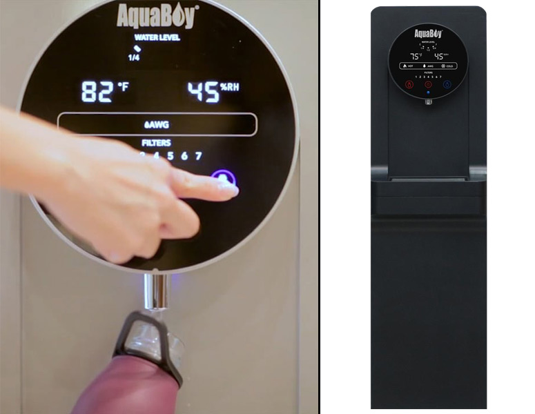 AquaBoy Pro II - Generates Pure Water From The Air