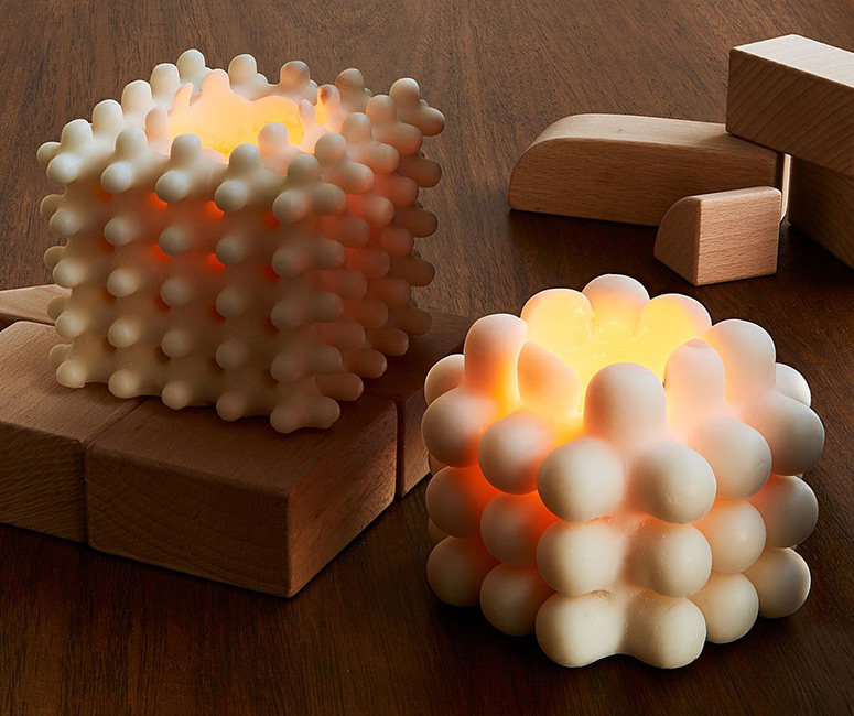 Architectural Candles