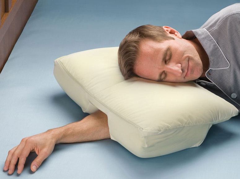 Arm Sleeper's Pillow
