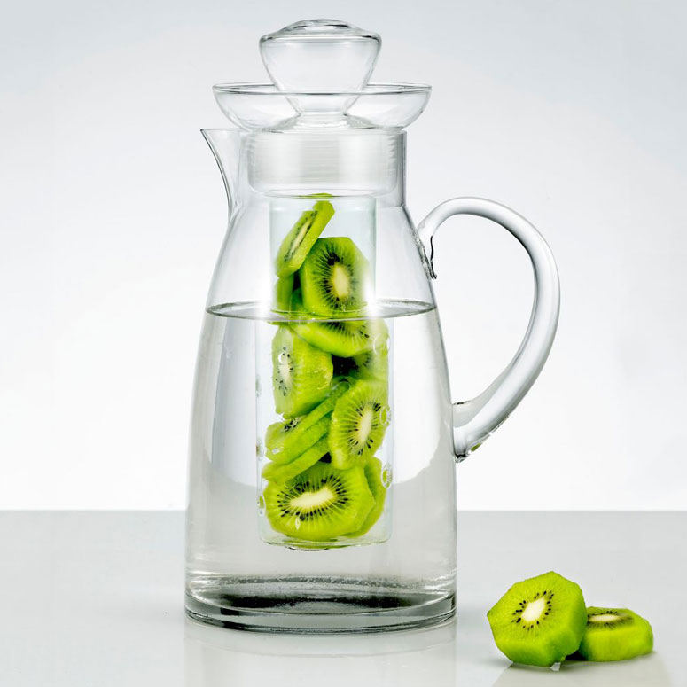 Artland Sedona - Glass Pitcher With Flavor Infuser