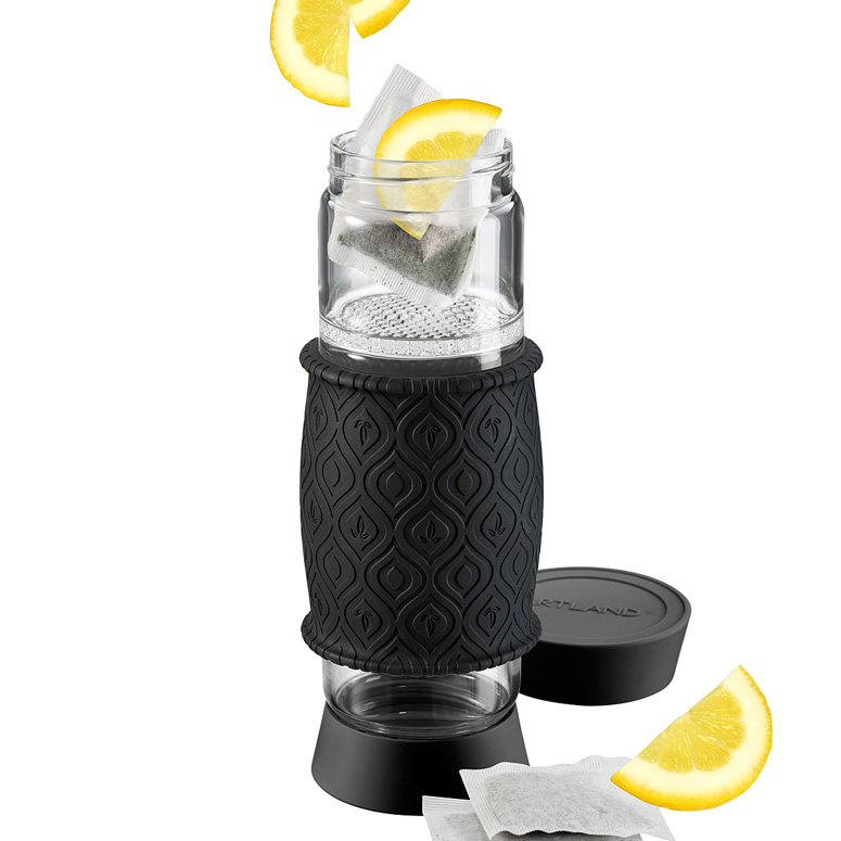 Artland T2GO - Glass Infuser Bottle