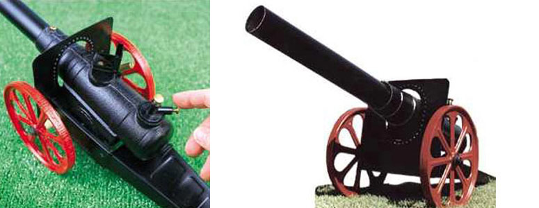 Automatic Rapid Fire Mini Field Cannon