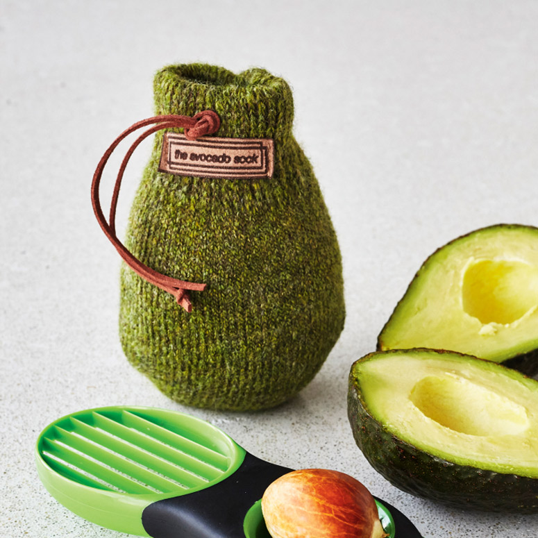 Avocado Sock - Ripens in Only 24 Hours