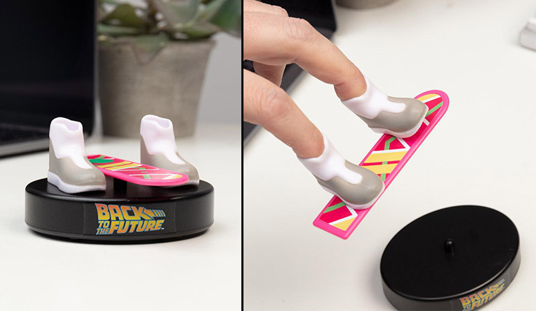 Back to the Future Magnetic Miniature Hoverboard Desk Toy