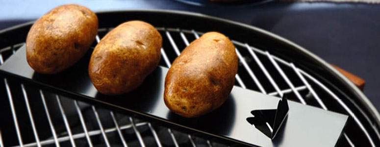 Charcoal Companion - Baked Potato Grill Cooker