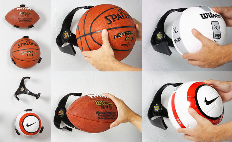 Ball Claw : Sports Ball Holder