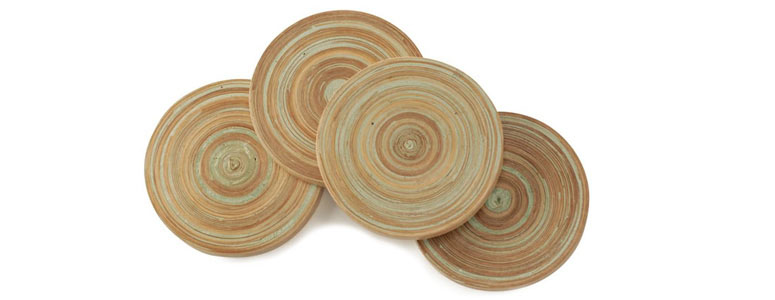 Bamboo Drink Coasters  sc 1 st  The Green Head & Bamboo Drink Coasters - The Green Head