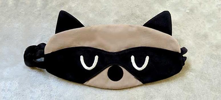 Bandit Eye Mask Bandit The Raccoon Sleep Eye