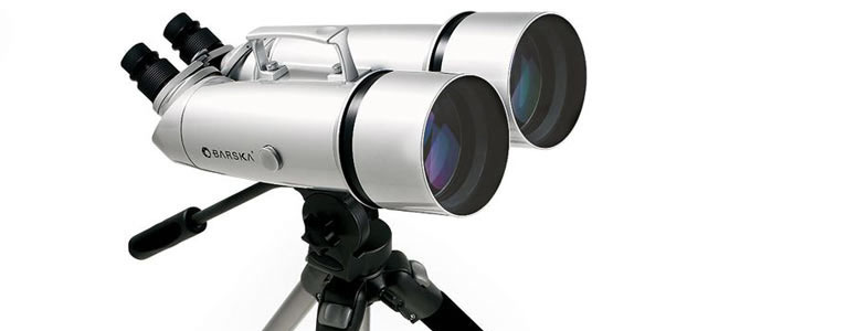 Barska Encounter - Jumbo Waterproof Telescope-Strength Binoculars