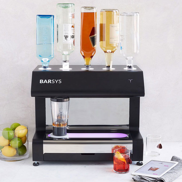Barsys - Robotic Cocktail Maker