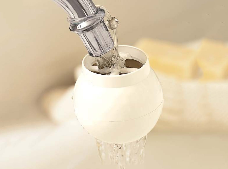 Bath Ball Faucet Filter