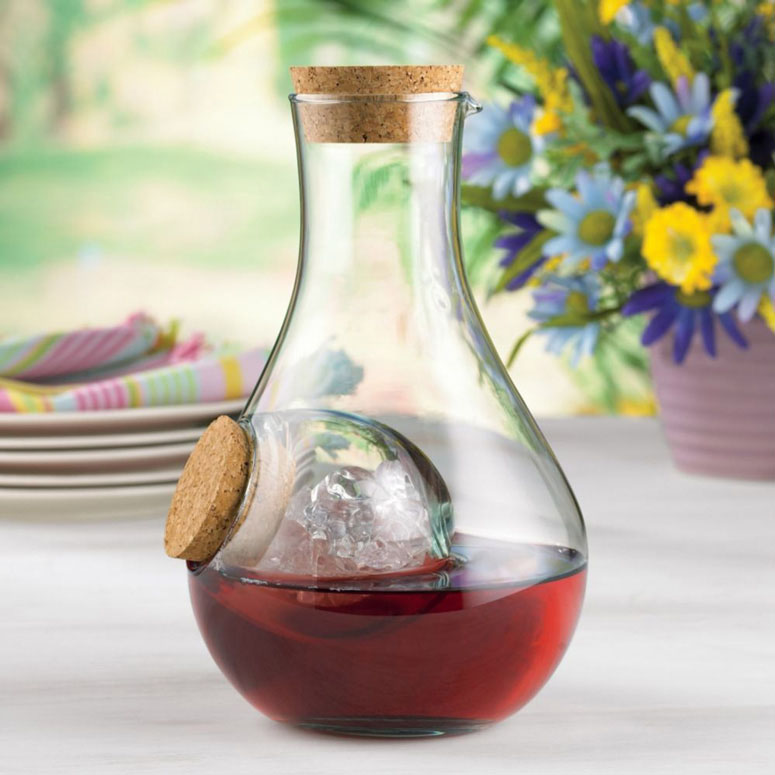 Beaujolais Chilling Wine Carafe