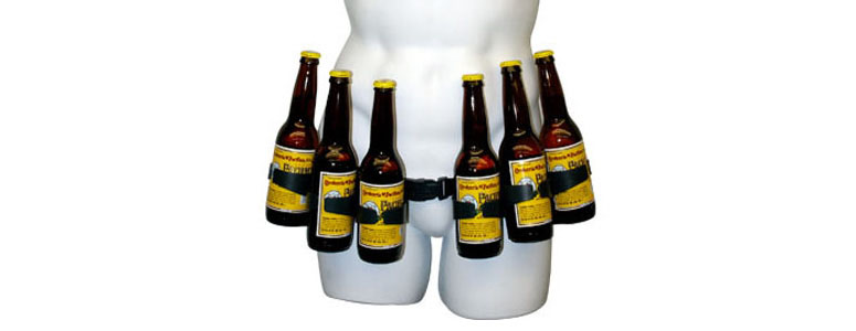 Beer Belt - Fun, Functional and Fashionable