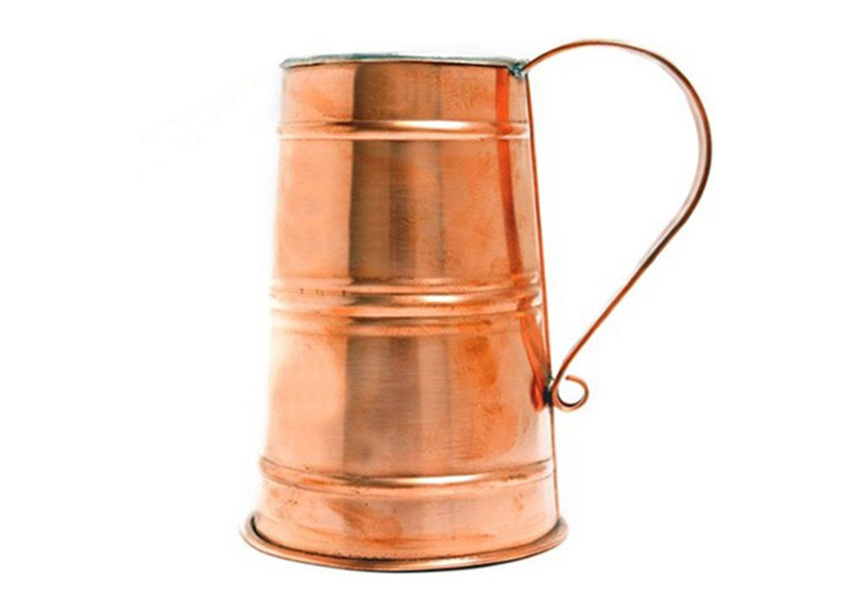Ben Franklin Pure Copper Beer Stein