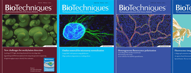 FREE - BioTechniques Journal