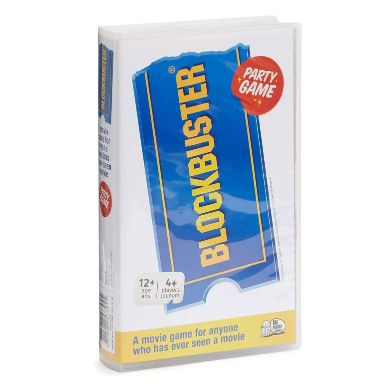 Blockbuster Party Game - For Anyone Who Has Ever Seen a Movie!