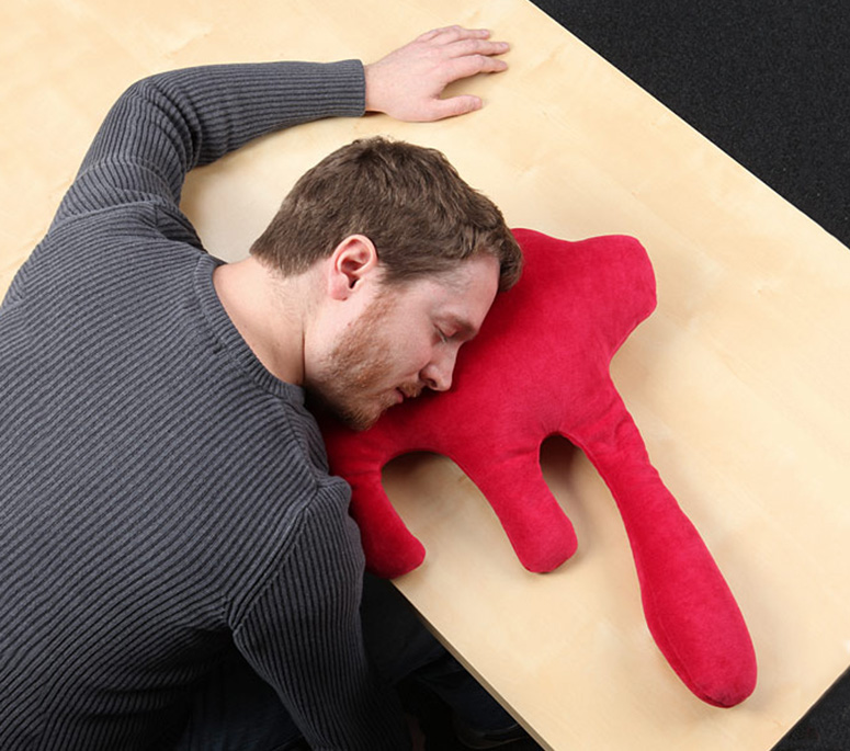 Blood Pool Pillows