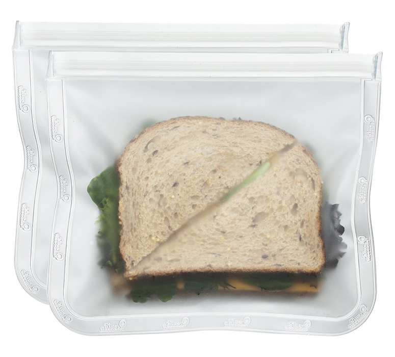 BlueAvocado Re(Zip) - Reusable Lunch Bags