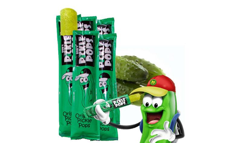 Bob S Pickle Pops The Green Head