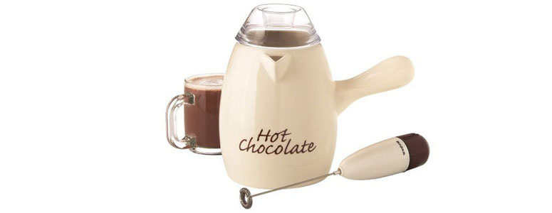 Bonjour Hot Chocolate Maker