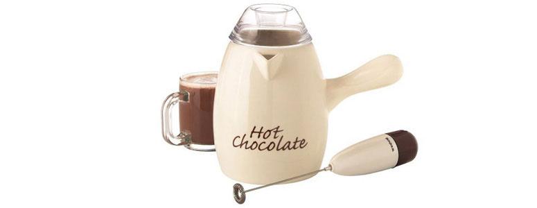 Bonjour Hot Chocolate Maker The Green Head
