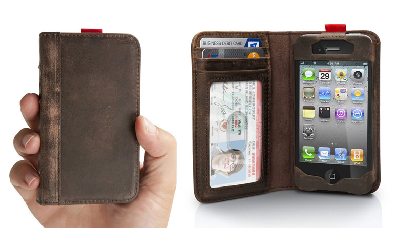 BookBook - Leather iPhone Case and Wallet