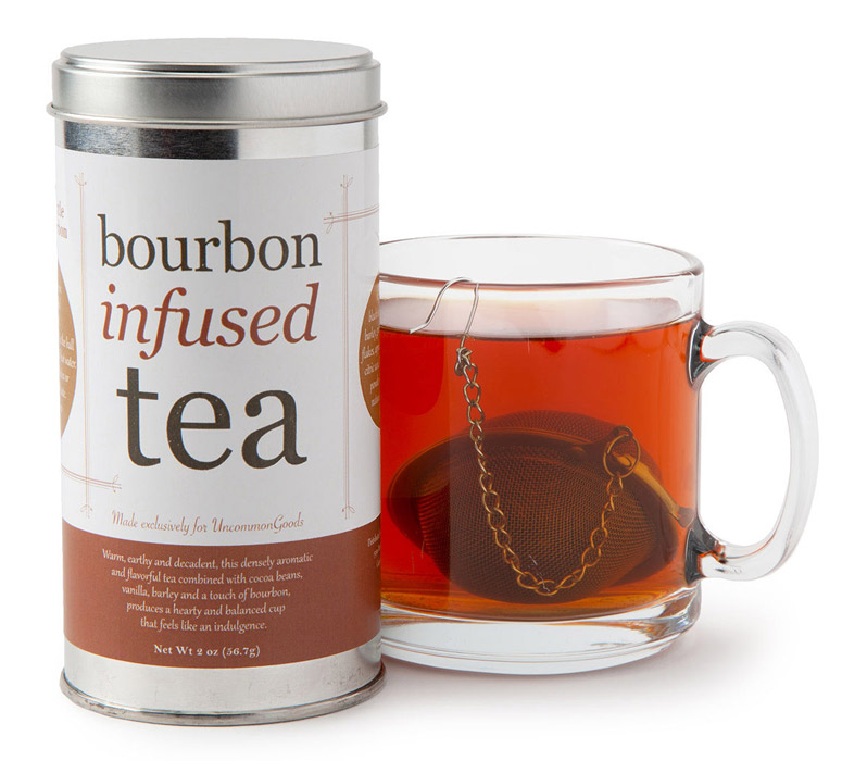 Bourbon Infused Tea