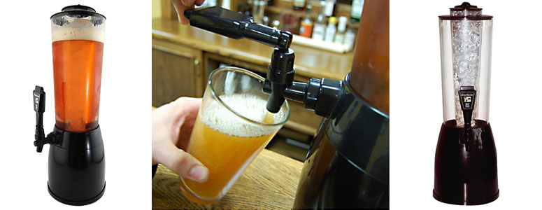 Brewtender - Tabletop Beer Dispenser