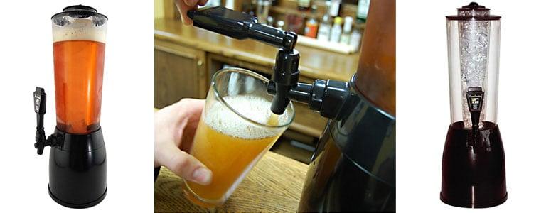 Brewtender Tabletop Beer Dispenser The Green Head