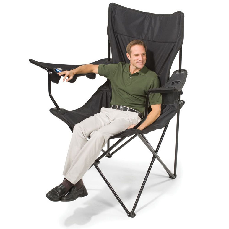 Brobdingnagian Sports Chair The Green Head