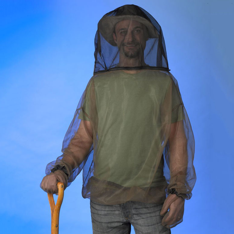 Bug Jacket with Head Net