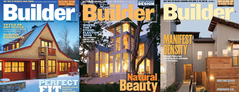 FREE   Builder Magazine
