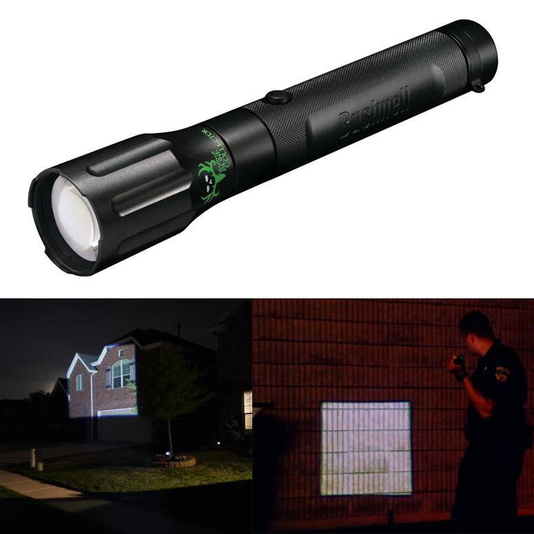 Bushnell HD Torch - Square Beam LED Flashlight