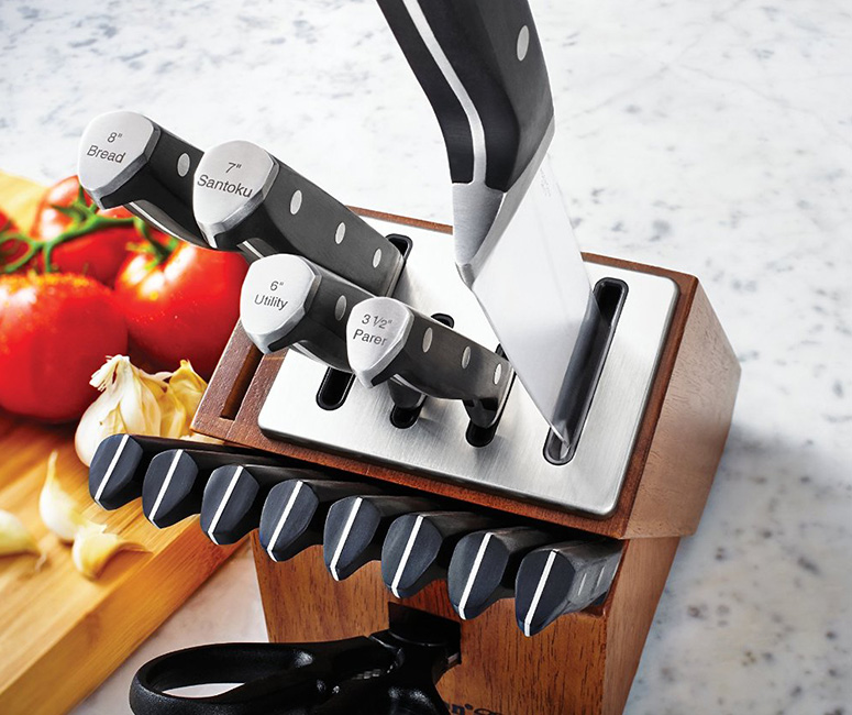 Calphalon Self-Sharpening Knife Blocks