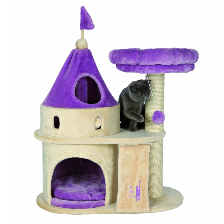 cat castle the green head. Black Bedroom Furniture Sets. Home Design Ideas