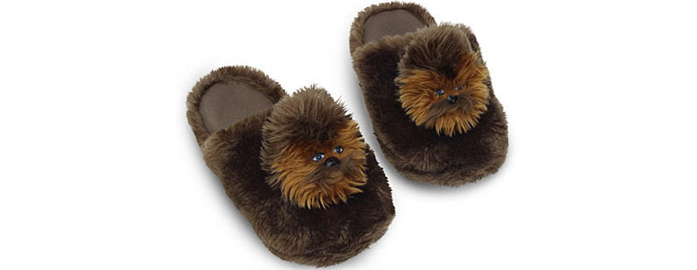 Chewbacca Wookiee Slippers