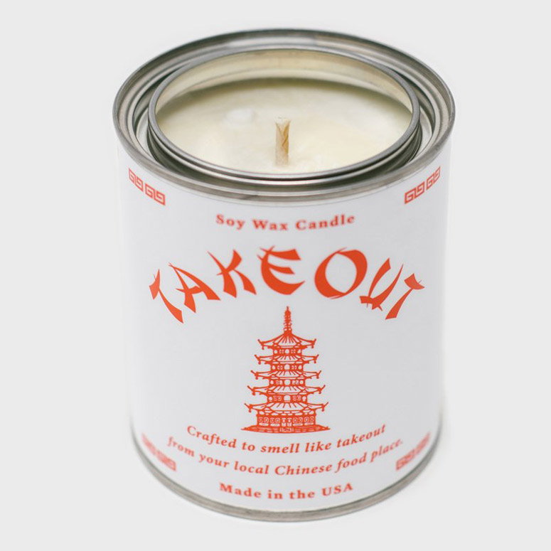 Chinese Takeout Scented Candle