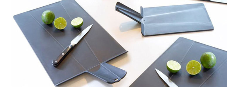 Chop 2 Pot Hinged Cutting Board