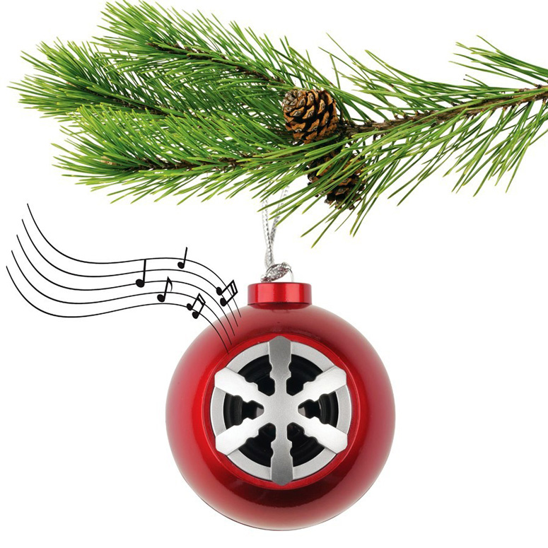 christmas ornament bluetooth speaker - Lowes Christmas Ornaments