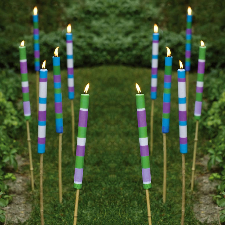 Citronella Candle Sticks