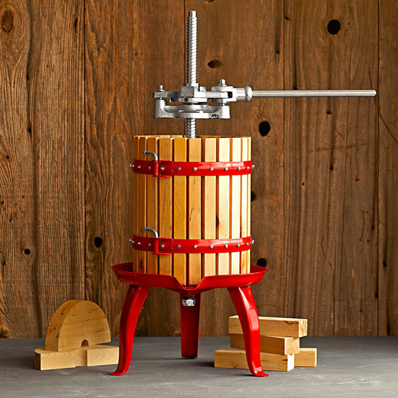Classic Fruit, Wine and Cider Press - The Green Head