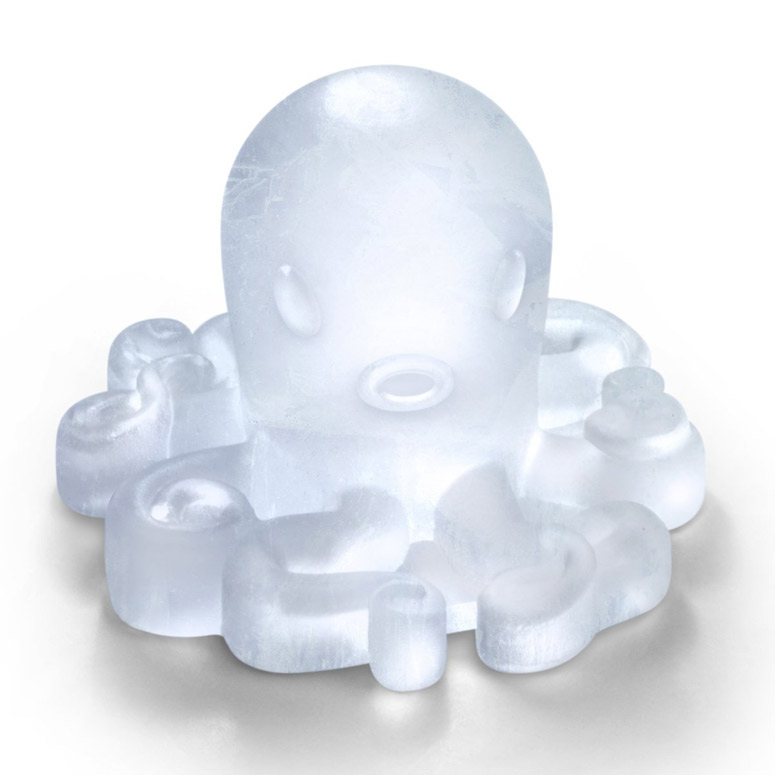 Coolamari - Octopus Ice Cube Tray