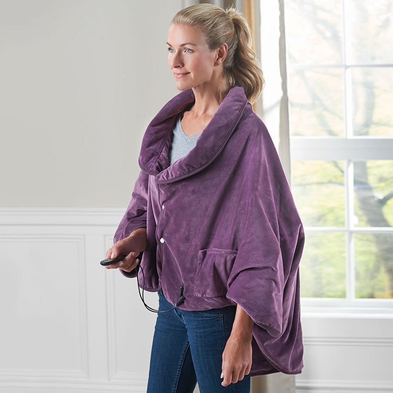 Cordless Heated Cape