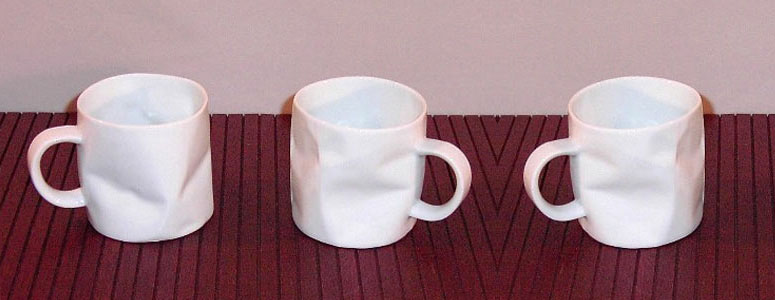 Crinkle Coffee Cups
