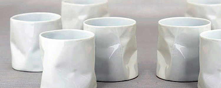 Crumple Cups