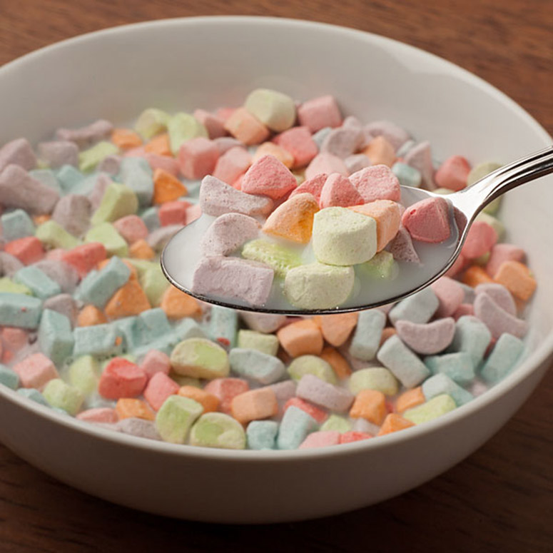 Crunch Mallows - Dehydrated Cereal Marshmallows